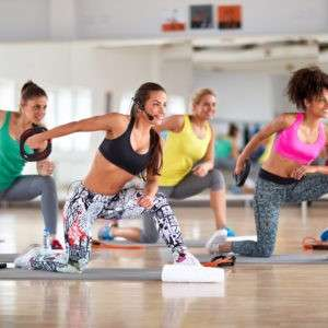 Group Fitness B Workout