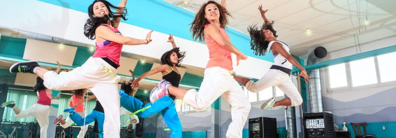 Group Fitness B Aerobic